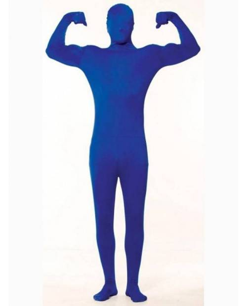 Blue Morphsuits combination