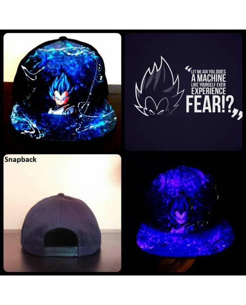 Casquette Vegeta Dragon Ball Super