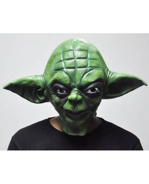 Masque Yoda Latex