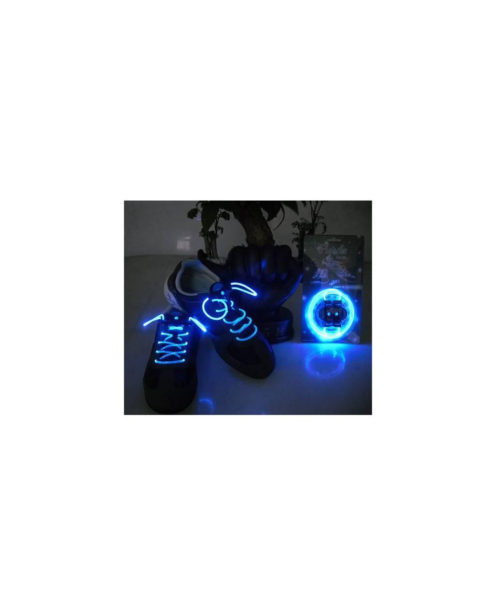 lacets fluorescents lumineux id al f te festival. Black Bedroom Furniture Sets. Home Design Ideas