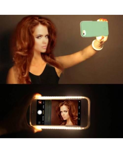 Coque Lumineuse Selfie™ Pour Tout iPhone Ou Samsung