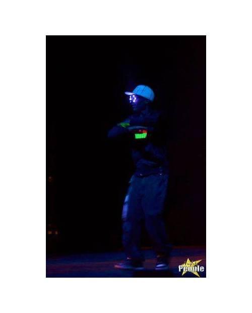 Découvrez Online Le T Shirt Electroluminescent Equa1