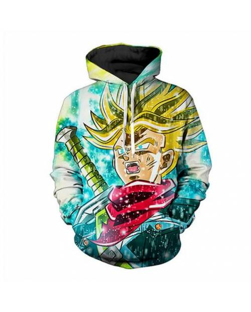Sweat Capuche Trunks Du Futur
