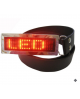 Led Orange Yellow Belt Not Just Geek