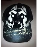 Pit Bull Dog Cap