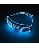 White LED Glasses