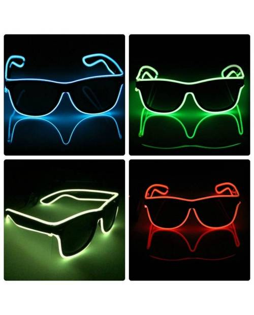 Lunettes Led Blanches