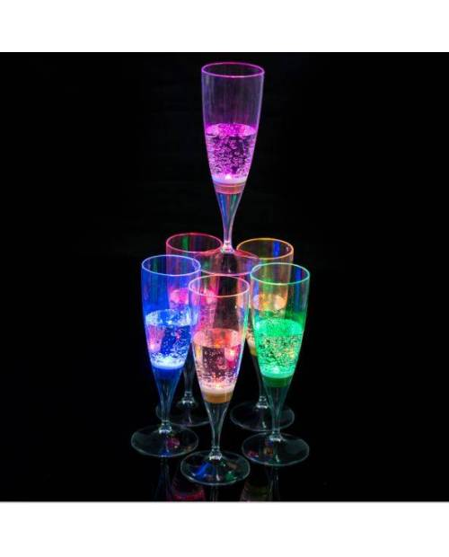 Coupe Champagne Lumineuse