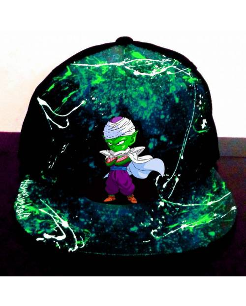 Casquette Dragon Ball Z Piccolo