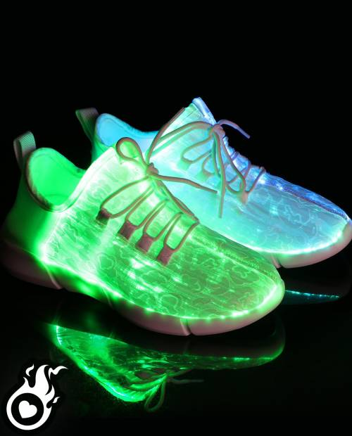 Sneakers Lumineuses LED