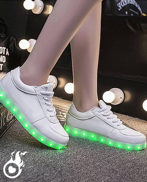Led Lumineuse Basket Lumineuses Led Chaussure Chaussures EYZvxw6qq