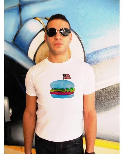 Hamburger T Shirt