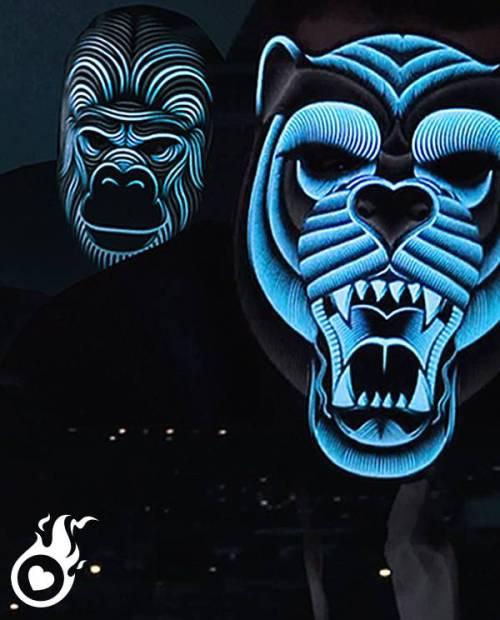 Masque Light Up