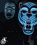 Masque Soirée Lumineux