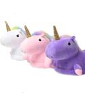 Pantoufles Licorne Lumineuses