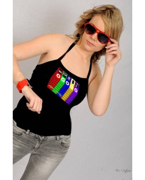 T-Shirt Electroluminescent Hpod