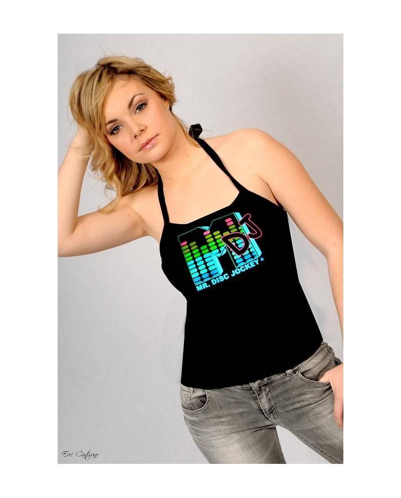 Equalizer T Shirt Women I Love Mister Dj
