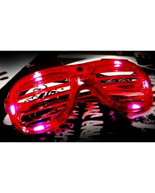 Glasses Red LED, LED Glasses