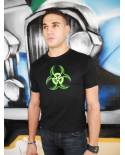 Bright Shirt Biohazard T