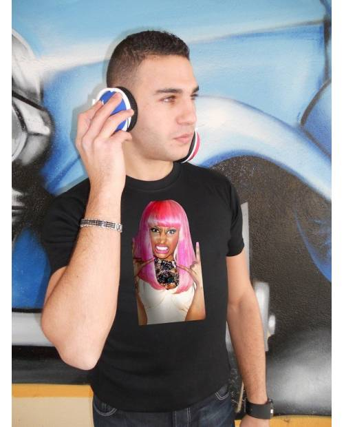 T Shirt Equalizer Nicki Minaj