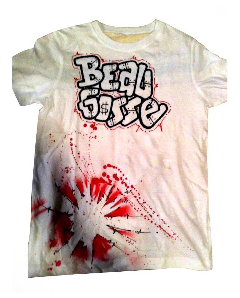 T Shirt Graffiti Beau Gosse