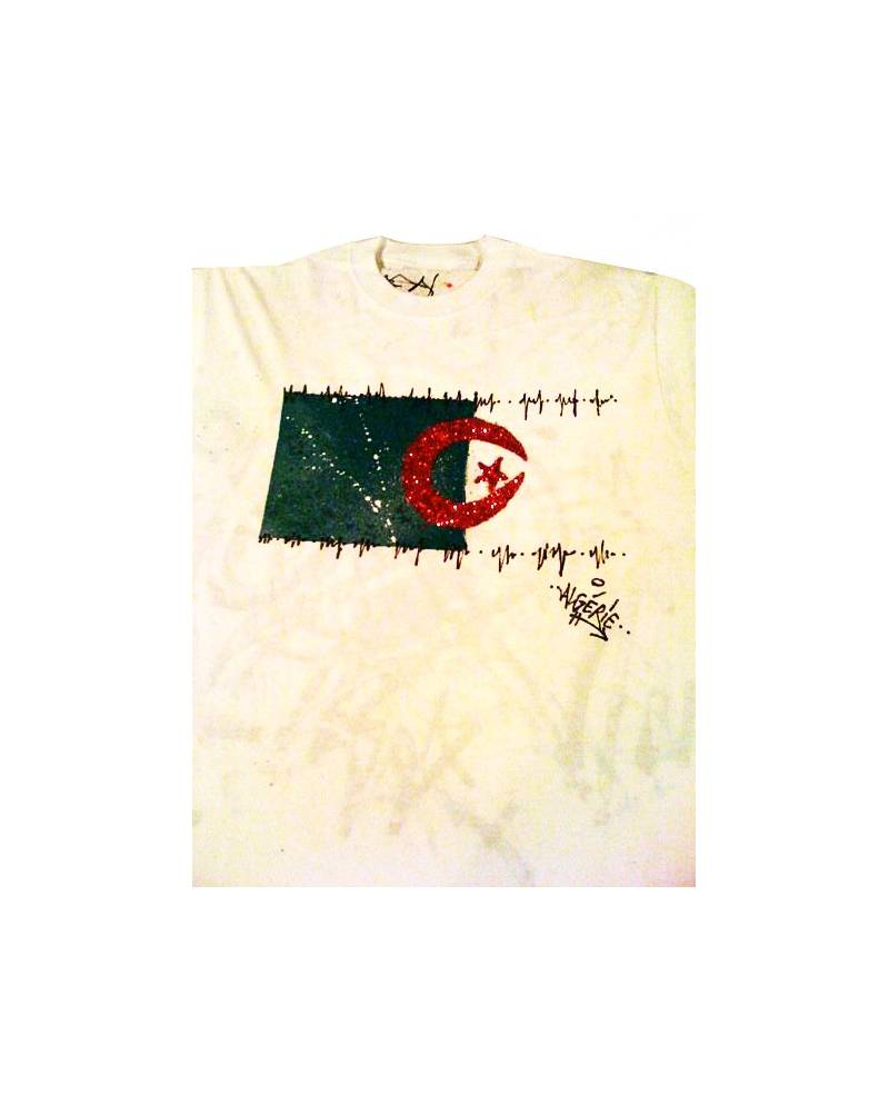 T Shirt Graffiti Algerie