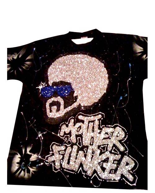 Graffiti T Shirt Mother Funker