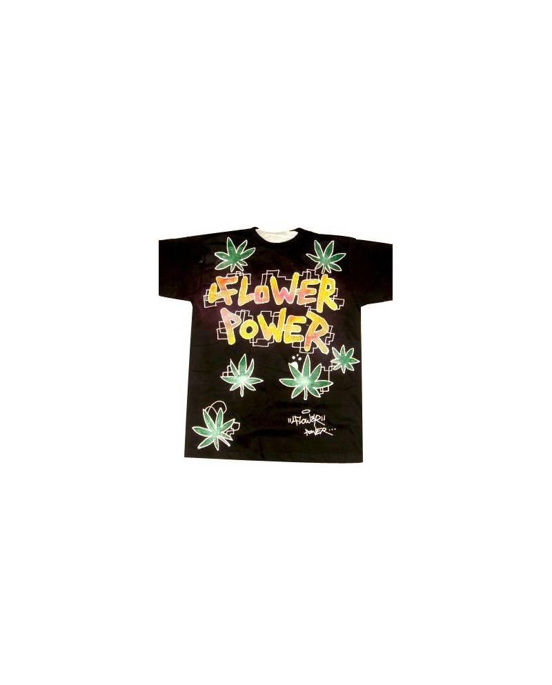 T Shirt Graffiti Flower