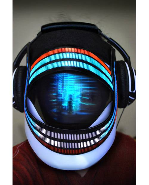 Casque Lumineux Amstrong