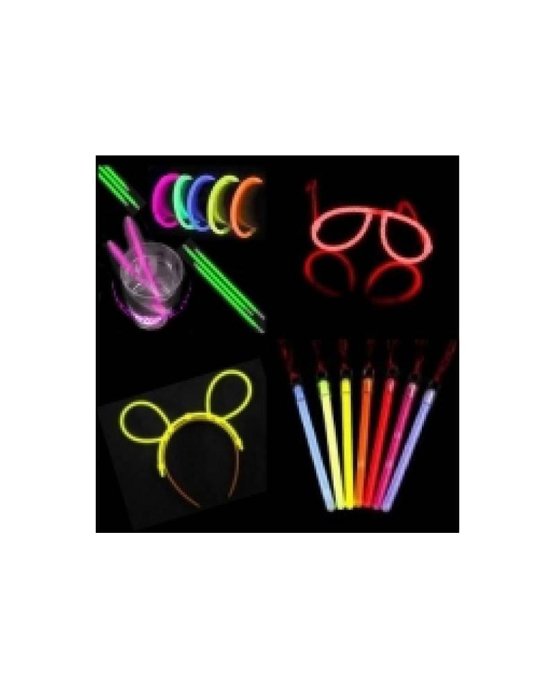 Fluorescent sticks