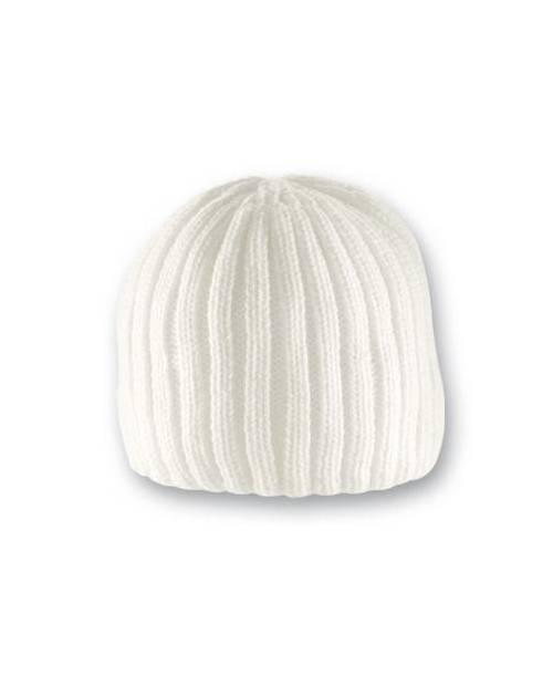 Bonnet Homme Blanc
