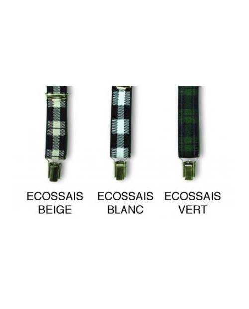 Bretelles Pour Pantalon A Carreaux