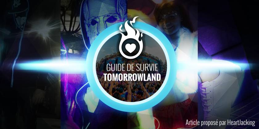 GUIDE DE SURVIE A TOMORROWLAND